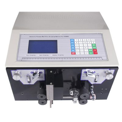 jst02H Wire Stripping & Cutting Machine