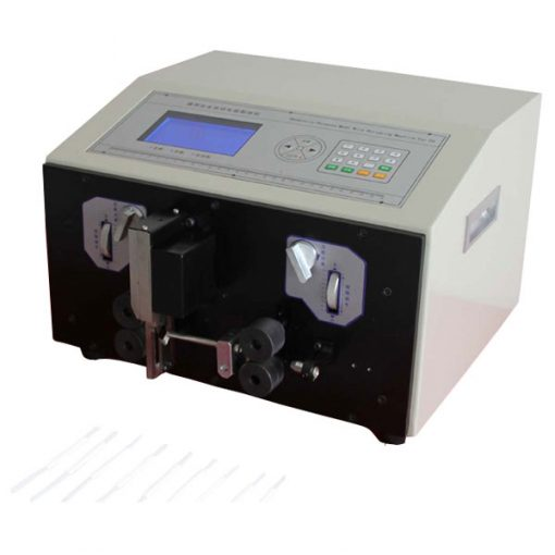 JST02K Flat Cable Stripping Machine
