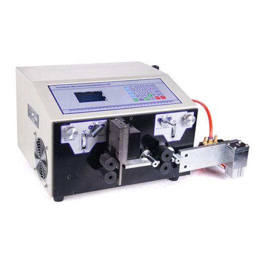 JST02K+S Flat Cable Stripping & Tearing Machine
