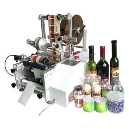112 Double Side Labeling Machine