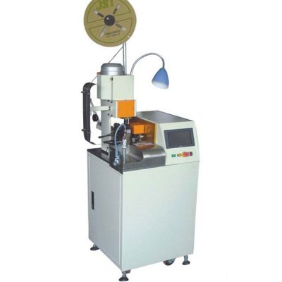 Single-head Wire Stripping & Terminal Crimping Machine 2000F