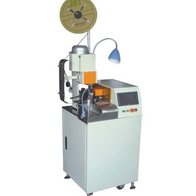 Full-automatic Wire Strip & Terminal Crimp Machine JST3000F