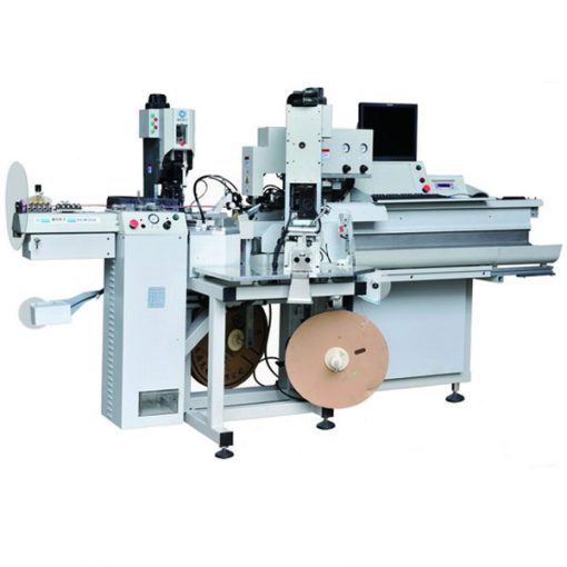 Full Automatic Terminal Crimping Machine JST350