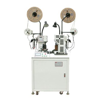 jst4000F Double-head Terminal Crimp Machine