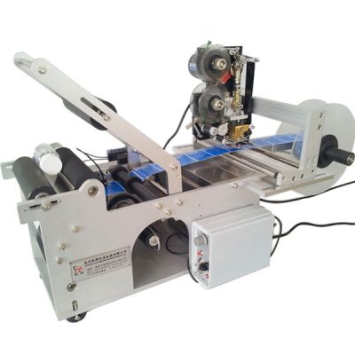 Bottle Labeling Machine with Code Printer 90