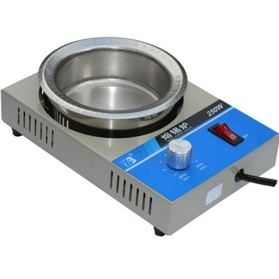 Mini Titanium Alloy Lead-free Soldering Pot XC-80D