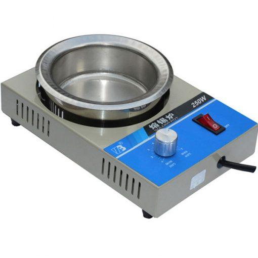 Mini Titanium Alloy Lead-free Soldering Pot XC-80D