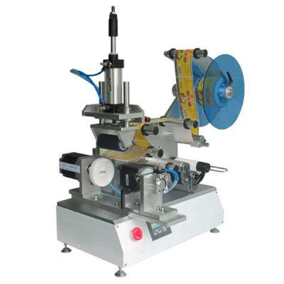 513 Semi-Automatic 0val Double Sides Labeling Machine