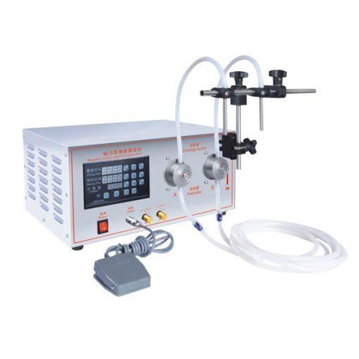 Magnetic Pump Liquid Filling Machine J-11