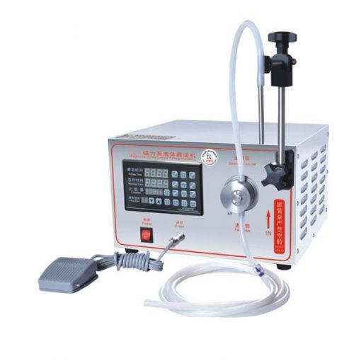Magnetic Pump Liquid Filling Machine JST-1P