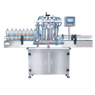 Automatic Piston Liquid Filling Machine JST-4G