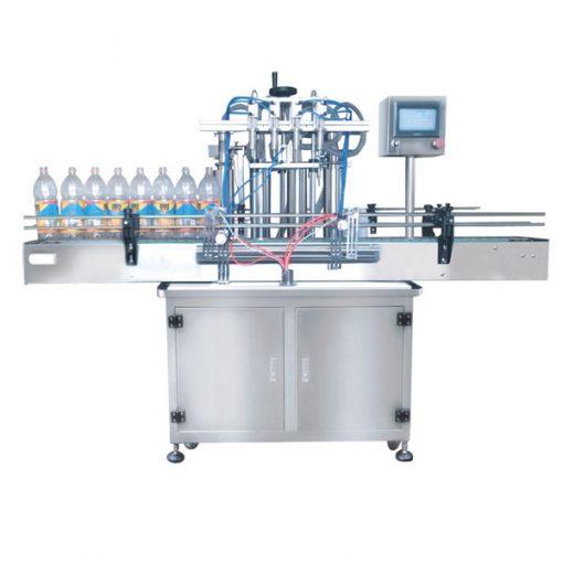 Automatic Piston Liquid Filling Machine JST-4G