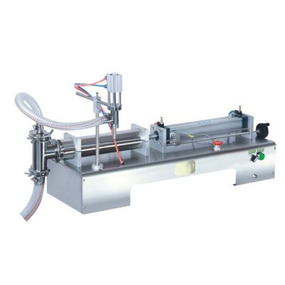 One Head Liquid Filing Machine JST-G1
