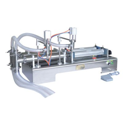 Double Heads Liquid Filling Machine JST-G2
