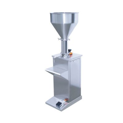 Dual Pneumatic Liquid Cream Filling Machine GFA