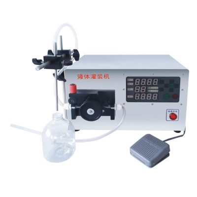 Single-head Peristaltic Pump Filling Machine R180