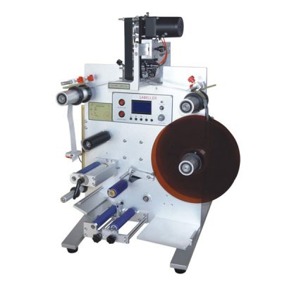 Double-sided Round Bottle Labeling Machine S130