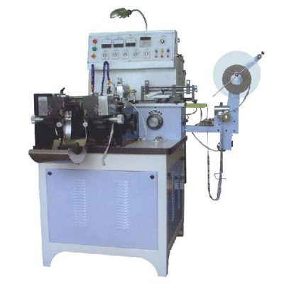 YM-012D Full-auto Trademark Shearing and Folding Machine