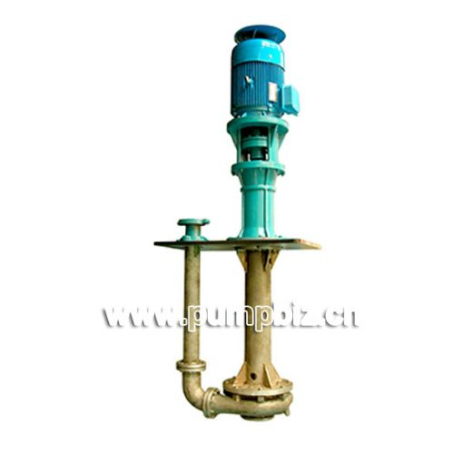YPLC anti-corrosive and abrasive-proof vertical centrifugal pump