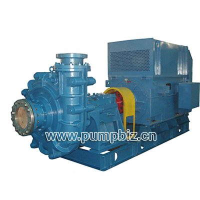 YZD/G series heavy-duty slurry pump