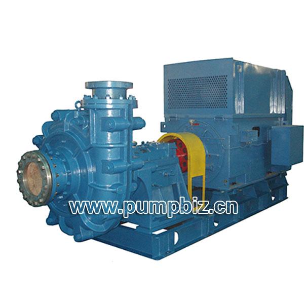 YZD/G series heavy-duty slurry pump